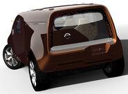 Nissan Bevel Concep rear