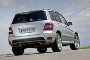 Mercedes-Benz GLK 250 CDI 4MATIC BlueEFFICIENCY 1