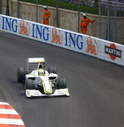 Jenson Button 2009 Monaco
