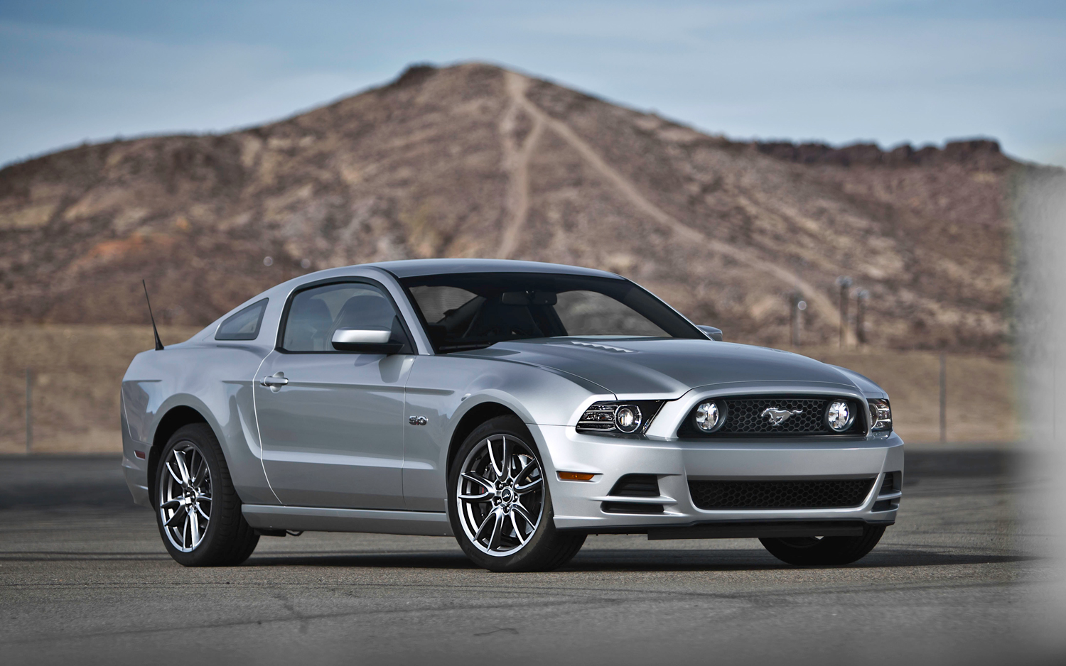 Image 2013 Ford Mustang Gt Track Pack Front View Jpg Autopedia