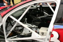 Jason Bright 2011 V8 Supercar Interior