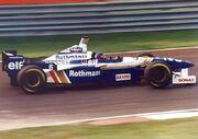 Jacques Villeneuve 1996