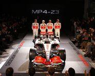 McLaren MP4-23 4