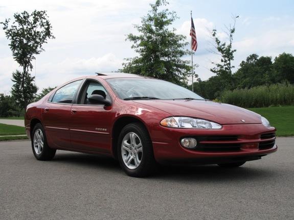 Dodge Intrepid Autopedia Fandom Powered By Wikia