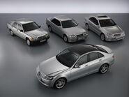 Mercedes-Benz C-Class History