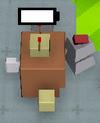 EmptyBatteryCrudeWorkerbot