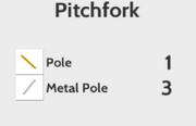 Pitchfork Recipe