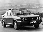 Fiat ritmo cabrio 1