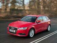 Audi a3 sportback 2.0 tdi uk-spec 2
