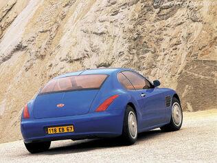 Bugatti eb 118 concept 2