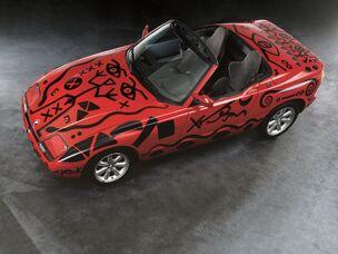 Autowp.ru bmw z1 art car by a.r.penck 2