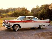 Dodge coronet lancer hardtop coupe 1