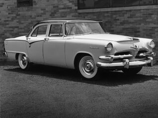 Dodge coronet sedan 1