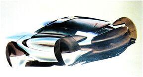 1989 IAD Venus Design-Sketch