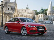 Audi a3 sedan 1.8 t s-line 7