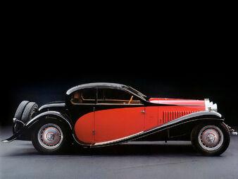 Autowp.ru bugatti type 50 coupe profilee 1