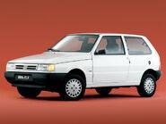 Fiat mille elx 3-door 2