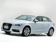 Audi a3 sportback 1.8t quattro jp-spec 1