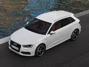 Audi a3 sportback 2.0 tdi s-line quattro 2