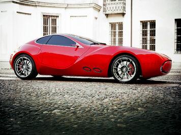 2012 IED Cisitalia 202 E Concept 02