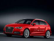 Audi a3 e-tron prototype 1