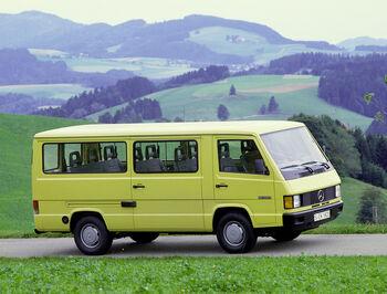 Mercedes-benz mb 100 d kombi