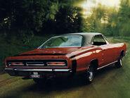 Dodge coronet r t 440 magnum 1