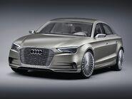 Autowp.ru audi a3 e-tron sedan concept 1