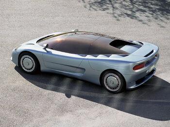Bugatti id 90 concept 3