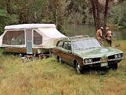 Dodge coronet 500 station wagon 1