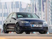 Audi s3 sportback uk-spec 2