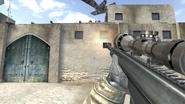 Barrett M82A3 firing