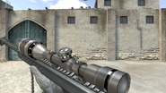 Barrett M82A3 sprint