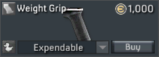 File:M4A1 BRONX Weight Grip.png