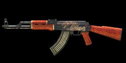 AK-47 Dragon