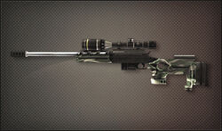 Weapon Sniper TPG1