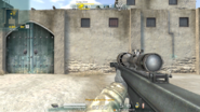 Barrett M82A3 equipped (with GUI)