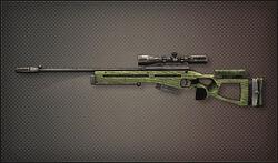 Weapon Sniper SV98