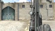 Barrett M82A3 charging handle