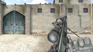 Barrett M82A3 draw