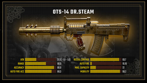 Ots14 DrSteam