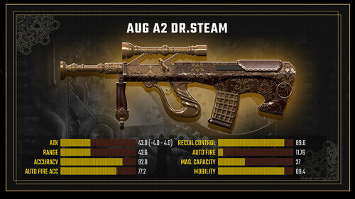 AUG A2 DrSteam