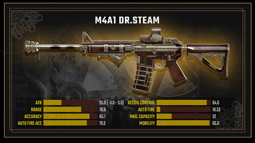 M4A1 DrSteam