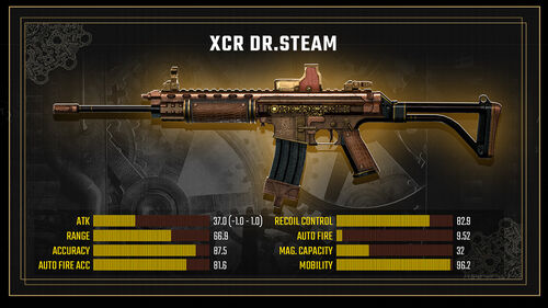 XCR DrSteam