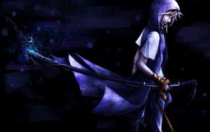 Zach Mason (With Sword)