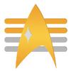 Vice Admiral Rank Comm Badge