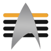 Ensign Rank Comm Badge