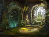 The Ancient Tree/Throne Room