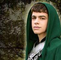 Miles as Merlin 002