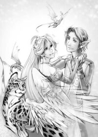 Kara and Lorren